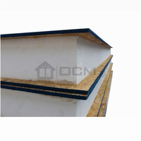 Easy installed OSB Sandwich Panel