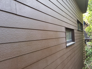 Fireproof exterior wall siding perfect used in famous resorts