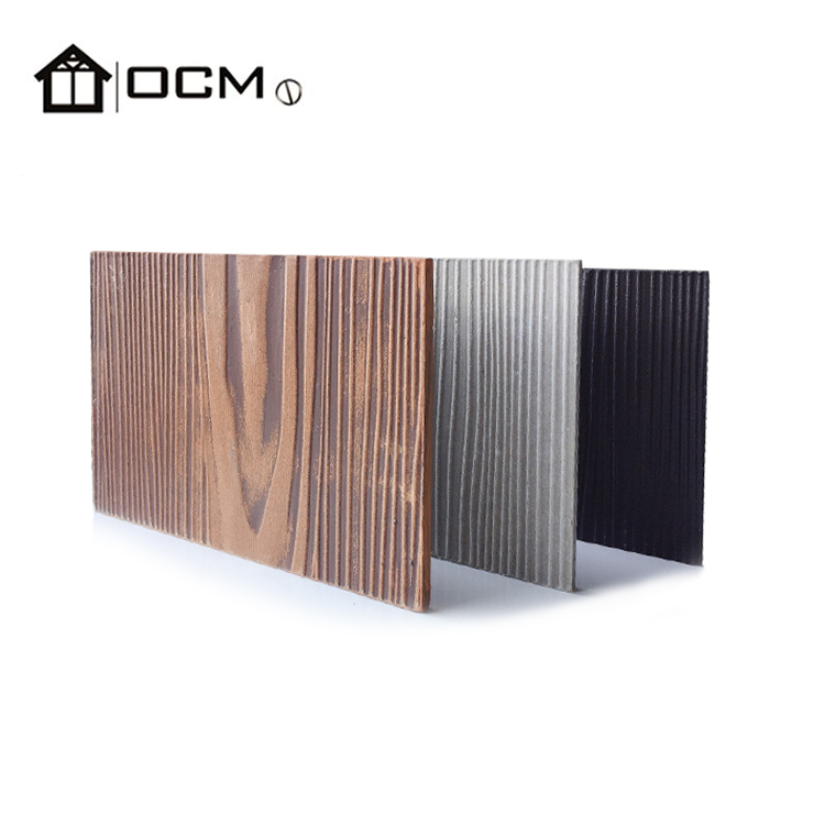 Wood Grian Fiber Cement Siding